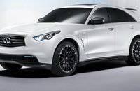 FX50 Performance Concept, Infiniti, Red Bull, Себастьян Феттель
