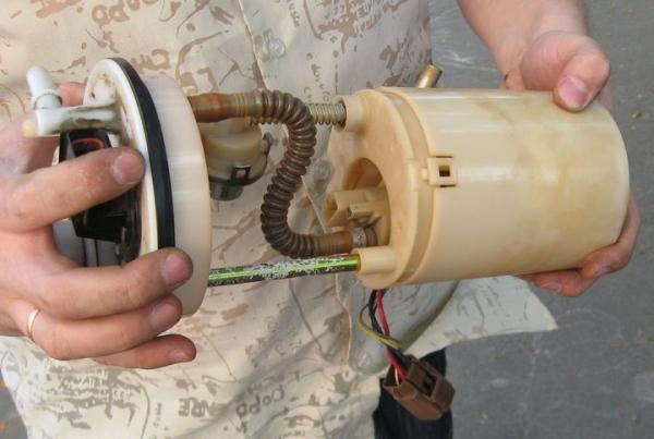 Ремонт бензонасоса ваз 2110 инжектор своими руками