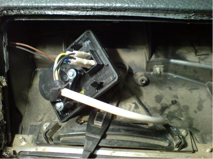 Блок управления отопителем ваз, датчик температуры ваз,микропроцессор, самодельная плата