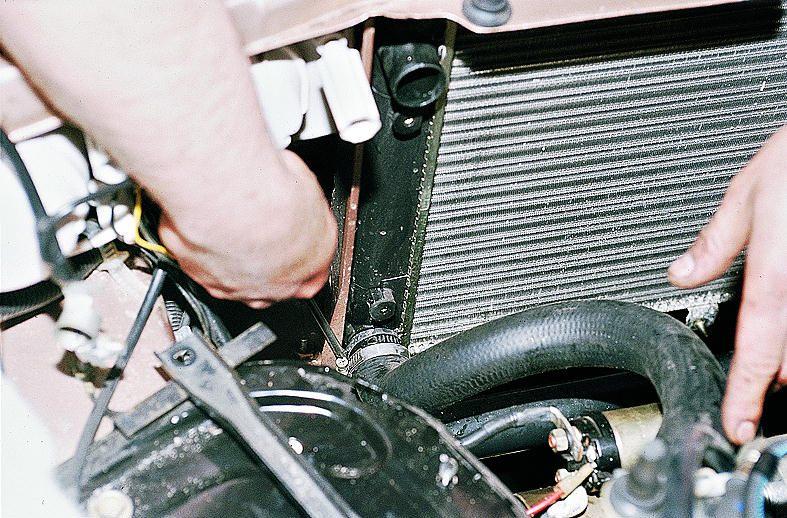 Ваз 2110 ремонт своими руками система охлаждения