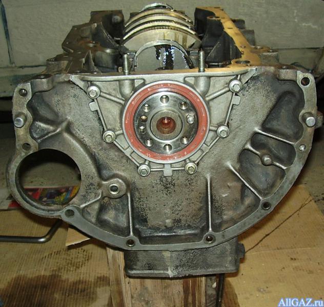 Двигатель Газель 406