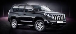 Внедорожник Toyota Land Cruiser получит спецверсию Style для РФ